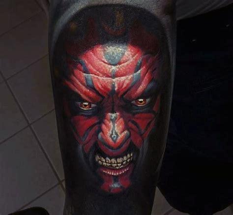 darth maul tattoo design 50 darth maul designs for wars ink ideas