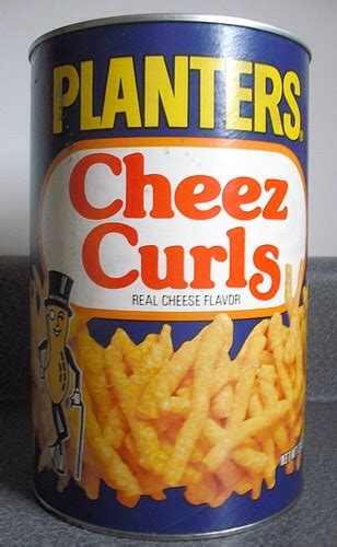 mostly forgotten product planters cheez balls curls