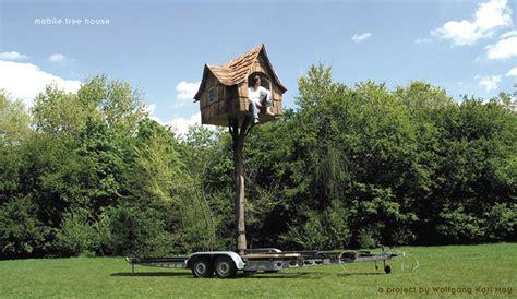 tree mobil mobiles baumhaus mobile tree house