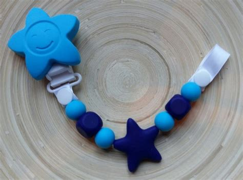 Sale Royale Bebe Pacifier Clip blue pacifier clip for sale in kimmage dublin from mikab teething jewellery