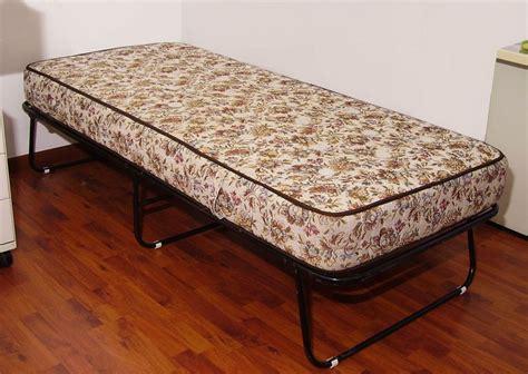 letto pieghevole con materasso rete letto pieghevole con materasso a molle