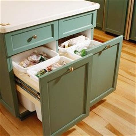 kitchen bin ideas pull out trash and recycling kitchen food