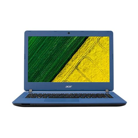 Baru Laptop Acer Aspire Es 14 jual acer aspire es1 432 notebook denim blue 14 inch