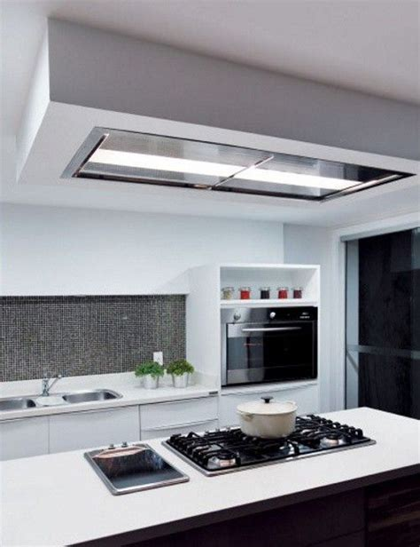 Island Range Hoods For Low Ceilings by Flush Kitchen Ceiling Extractor Kitchen Inspiration