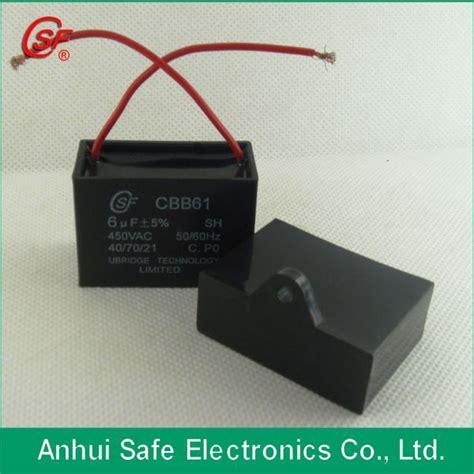 capacitor cbb61 400v cbb61 sh polypropylene capacitorceiling fan capacitor capacitors 2 2uf 400v icar capacitor buy
