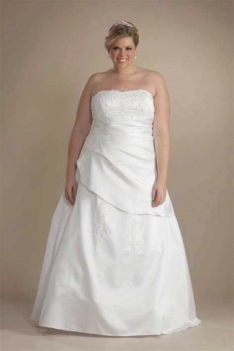 Affordable Wedding Gowns by Affordable Wedding Dresses Plus Size Wedding Dresses