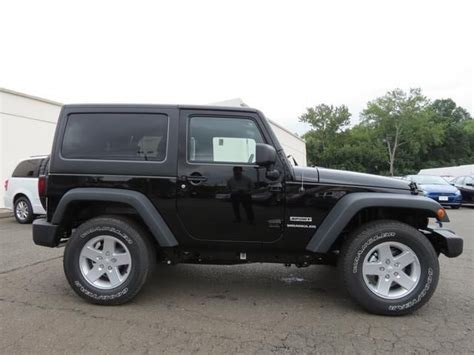 Two Door Jeeps For Sale 2014 Jeep Wrangler Sport 4x4 Sport 2dr Suv Suv 2 Doors
