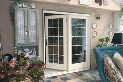 backyard door installing french patio doors southwest exteriors