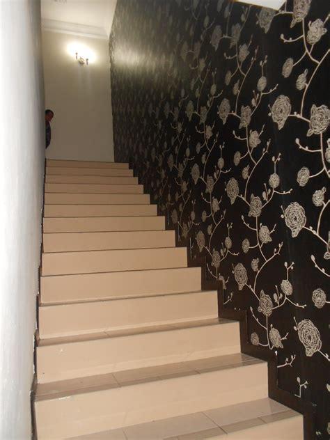 dinding tangga  xklusif baiti jannati deco