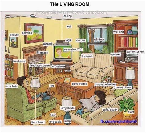 living room vocabulary word list conceptstructuresllc