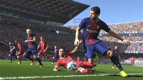 barcelona pes 2018 pes 2018 pro evolution soccer fc barcelona edition on