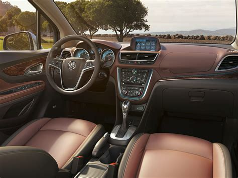 Small Cer Interior by 2015 Buick Encore Price Photos Reviews Features