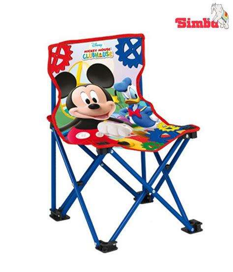 mickey mouse clubhouse folding chair small buy