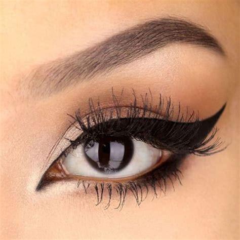 Eye Liner 15 easy winged eyeliner styles looks ideas 2016