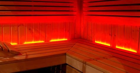Detox With Fir Sauna by Detox Part Two Ionic Foot Bath And Infrared Sauna Cdr