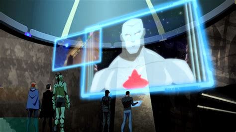 happy  year young justice wiki  young justice resource  episode season