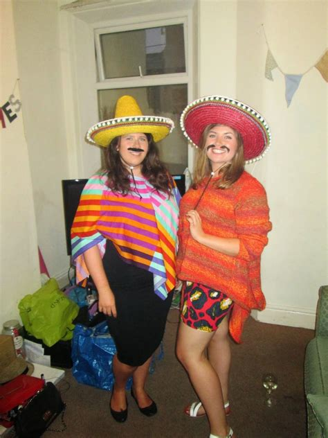 mexican fancy dress costume party ideas