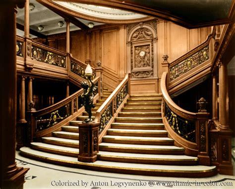 Titanic Interior by Titanic In Color Interior Titanic
