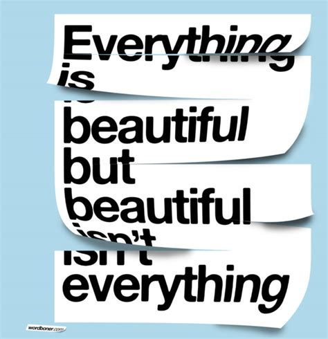 everything here is beautiful books 40 beautiful and inspiring typographic quotes