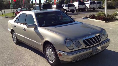 Mercedes 1999 E320 by 1999 Mercedes E320 View Our Current Inventory At
