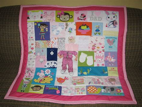Items similar to custom baby clothes memory quilt on etsy