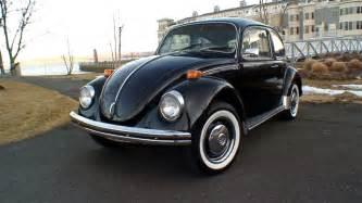 1971 black standard vw beetle bug semi auto classic vw
