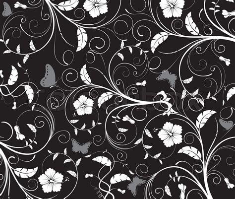 design pattern zusammenfassung zusammenfassung floralen muster mit schmetterlingen