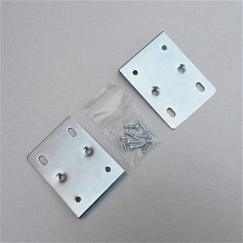 kitchen cabinet hinge repair kitchen cabinet hinge repair plates bright zinc pack of 2