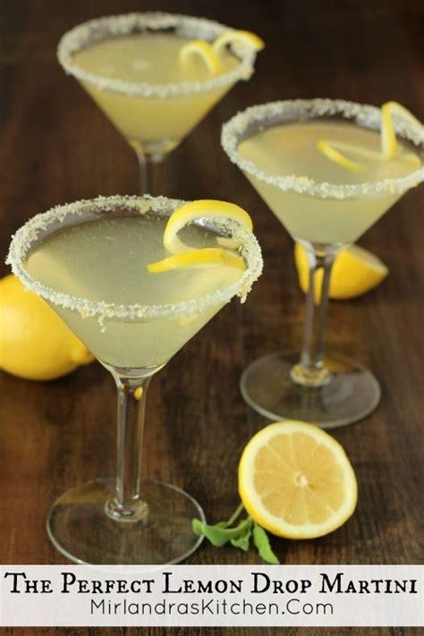 lemon drop mix best 25 martinis ideas on pinterest vanilla