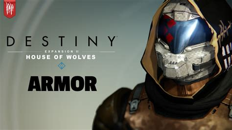house of wolves armor games destiny expansion ii house of wolves now available