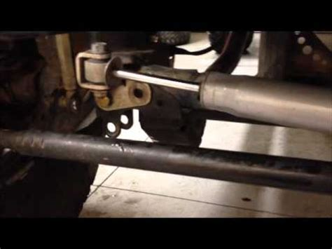 1997 Jeep Wrangler Wobble Planman Explains Common Source Of Wobble On Jeep Jk