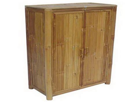 Bamboo Cabinets Furniture Bamboo File Cabinet Going Green With The Eco