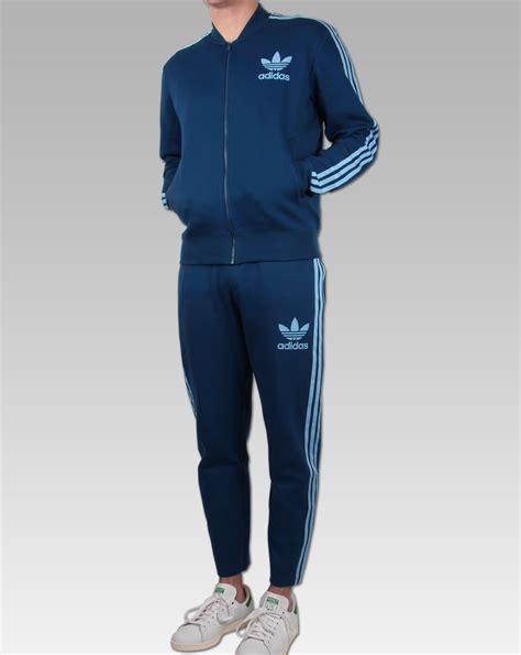Adidas Original 7 adidas originals 7 8 length track blue clear blue
