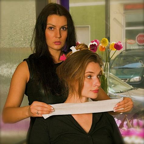 two sisters punishment haircut 17 best images about hairsalon pics on pinterest