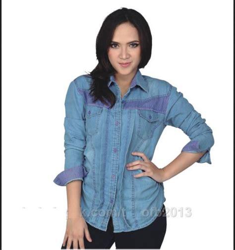 Baju Panjang Atasan Wanita 1 model baju atasan wanita lengan panjang terbaru