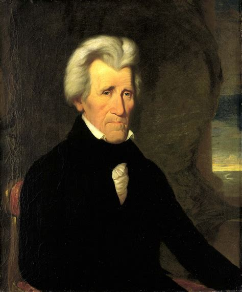 Andrew Jackson andrew jackson 1829 1837 u s presidential history