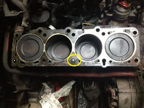 repair anti lock braking 1994 volvo 850 head up display broken cylinder head bolt in block volvo forums volvo enthusiasts forum