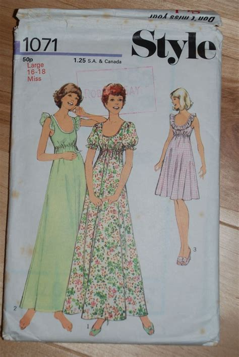 pattern baby doll dress s from sarah s closet on poshmark 31 best images about retro 1970s and 1980s sewing patterns