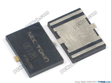 tantalum capacitor for laptop nec tokin capacitor capacitor smd tantalum nec tokin oe128