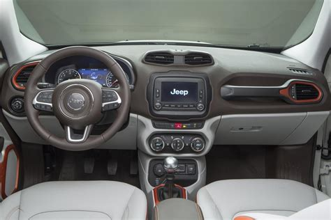 Jeep Renegade 2015 Interior 2015 Jeep Renegade Get Ready For Adventure As Pricing