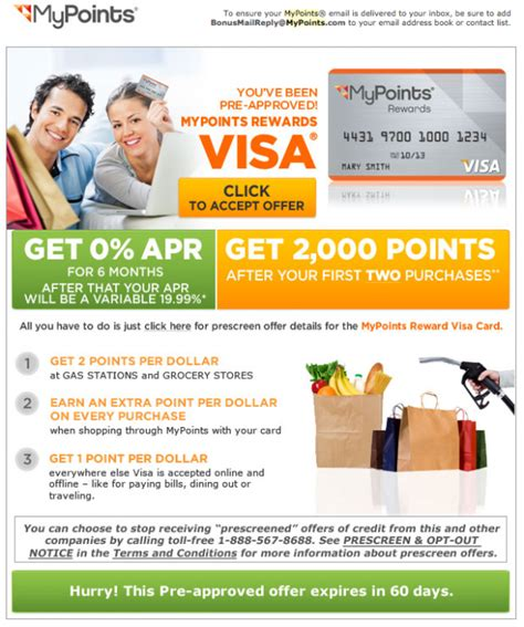 Pre Approval Letter Credit Card mypoints credit card will be overhauled chasing the points