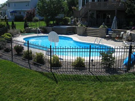 backyard pool fence ideas 25 best ideas about fence around pool on pinterest