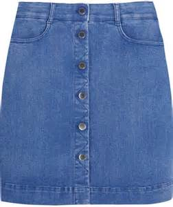 stella mccartney stretch denim mini skirt where to buy
