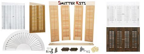 Buy Rustic Home Decor diy shutter kits shutter kits by shutter shack