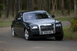 Rolls Royce And Bentley Bentley Mulsanne V Rolls Ghost Autocar