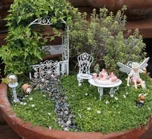 Backyard Pond Accessories Fairy Garden Keep Akron Beautiful