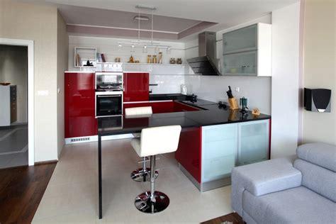 chic modern apartment interior decoration  small area