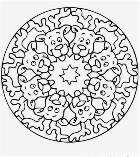 religious mandala coloring pages coloring a christian mandala yahoo image search results