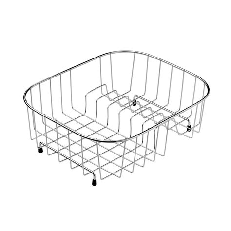 kitchen sink drainer basket rangemaster stainless steel drainer basket ka12ss