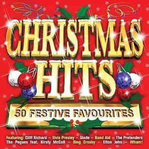 christmas hits 50 festive favourites by various artists